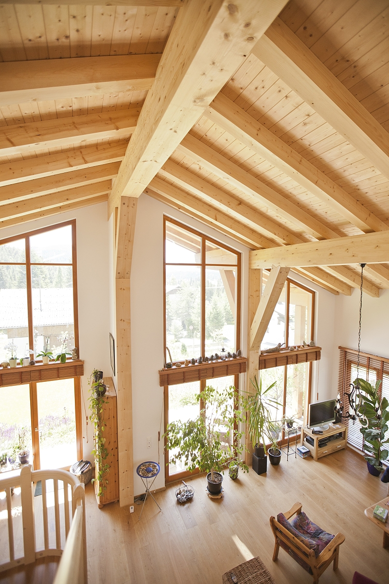 Bauplanung Archtekturbüro Dipl.-Ing.(FH) Georg Doll - Wohnhaus in Leutasch / Emmat 2011