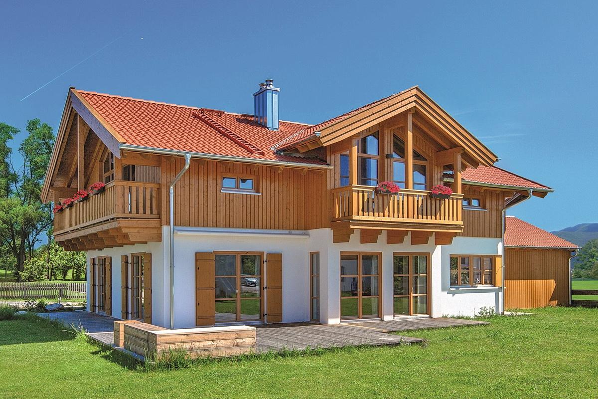 Bauplanung Archtekturbüro Dipl.-Ing.(FH) Georg Doll - Einfamilienhaus Großweil 2018