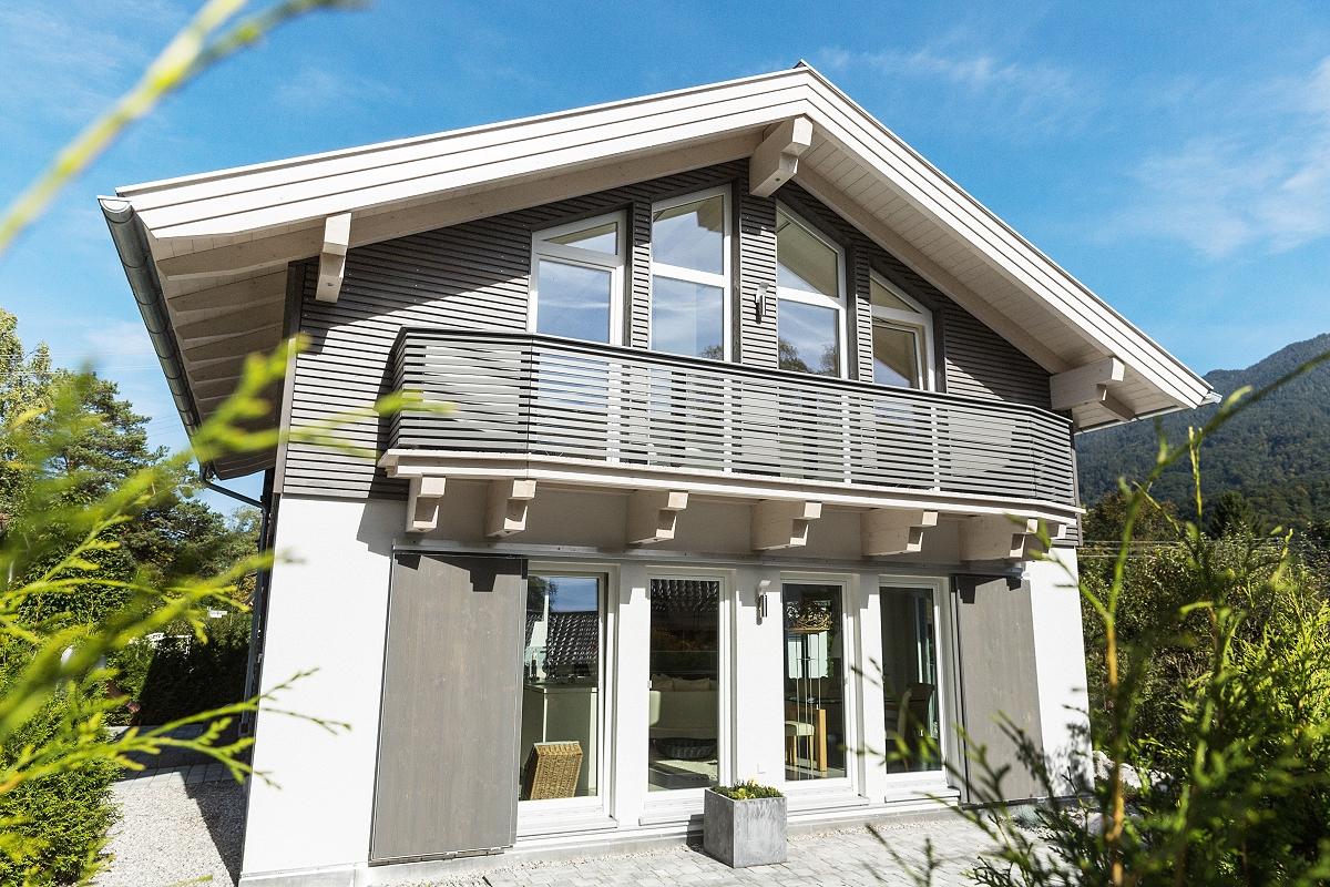 Bauplanung Archtekturbüro Dipl.-Ing.(FH) Georg Doll - Wohnhaus Kochel am See 2011 - Innenansichten