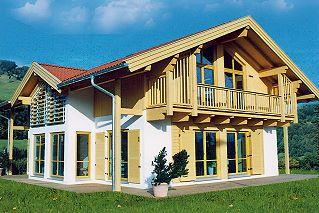 Dipl.-Ing.(FH) Architekt Georg Doll - Musterhaus in Holzkirchen
