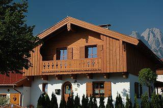 Dipl.-Ing.(FH) Architekt Georg Doll - Einfamilienhaus in Garmisch-Partenkirchen