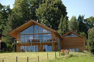 Dipl.-Ing.(FH) Architekt Georg Doll - Wohnhaus mit Atelier in Uffing