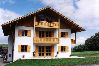 Dipl.-Ing.(FH) Architekt Georg Doll - Gästehaus in Bad Kohlgrub