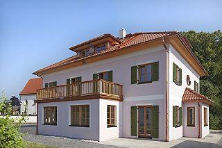 Dipl.-Ing.(FH) Architekt Georg Doll - Villa in Aying