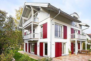 Dipl.-Ing.(FH) Architekt Georg Doll - Doppelhaushälfte in München