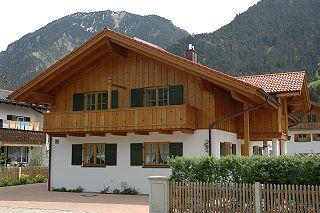 Dipl.-Ing.(FH) Architekt Georg Doll - Einfamilienhaus in Farchant