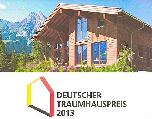 Bauplanung Archtekturbüro Dipl.-Ing.(FH) Georg Doll - Traumhauspreis 2013
